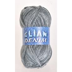 Pletací příze ELIAN DENIM 729