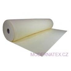Dekorační filc 3 mm barva ecru