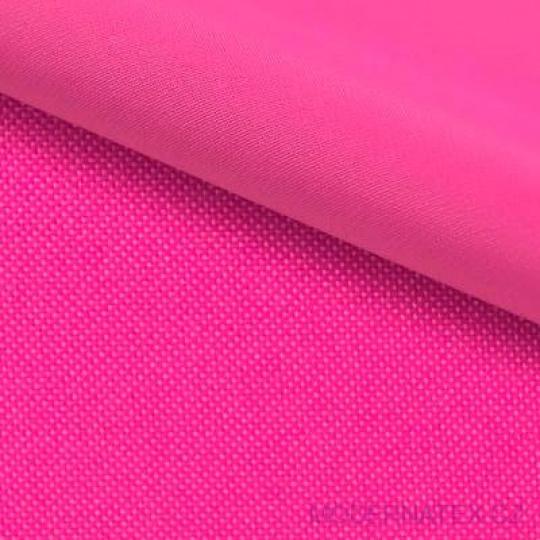 Vodotěsné látky CORDURA-34 růžová