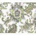 Dekorační látka,vzor - Kašmír bilý, metráž, bavlna