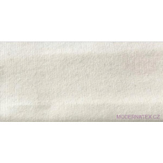 Teplákovina PREMIUM barva 1 smětanková  melé  220 gr