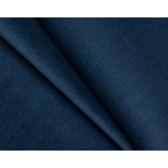 Velurová potahová látka Velluto 11 Blue