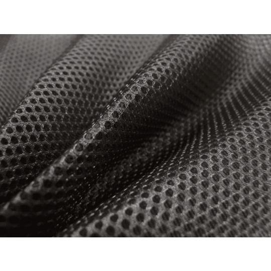 3D SÍŤOVINA PLETENÁ barva grafit D301