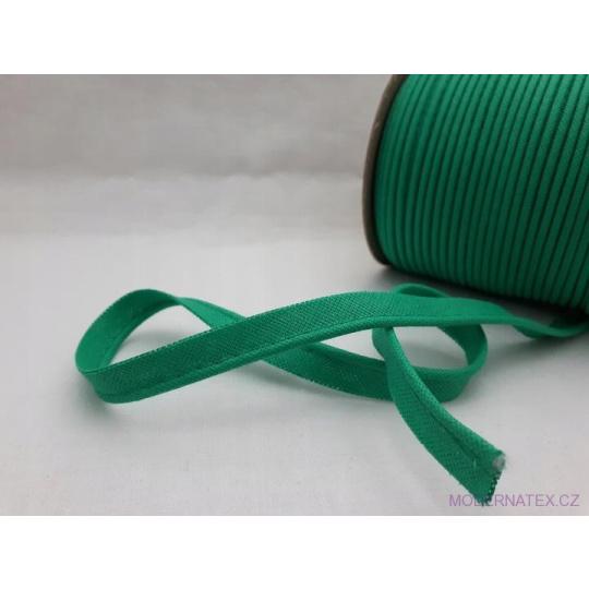 Paspulka výpustek bavlněná barva zelená 268