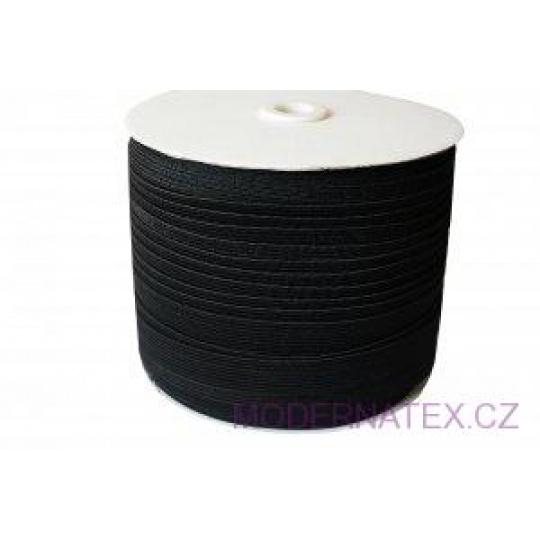 Guma  prádlová šíře 15 mm černá balení 100 m