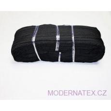 Zip spirálový černý 5 mm (200 m)