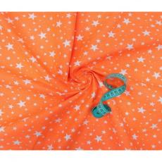 Dekorační bavlněné látky vzor hvězdy VTE 1556-15