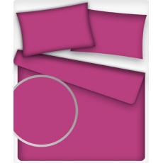 Jednobarevná bavlněná látka barva FUCHSIA 32