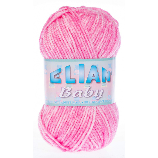 Pletací příze ELIAN BABY 709
