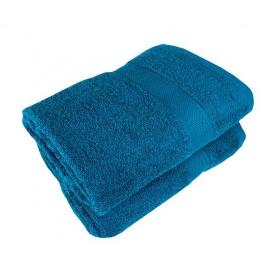 Darsi froté ručník 40x90 cm barva tyrkys