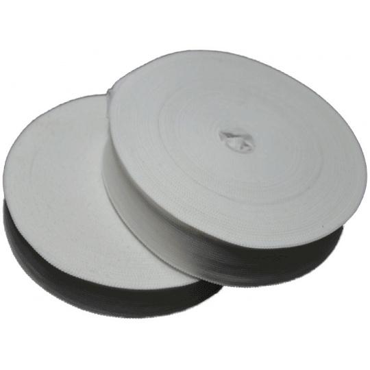 Lemovací proužek  PES 30 mm  barva bílá