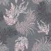 Velurové potahové látky s potiskem vzor 381019-2008