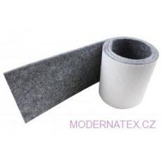 Fils samolepicí barva šedá pásek 10 cm, 650 gr