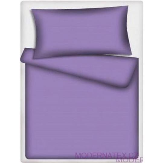 Jednofarebná bavlnená látka fialová, vzor 510-2, metráž 160 cm