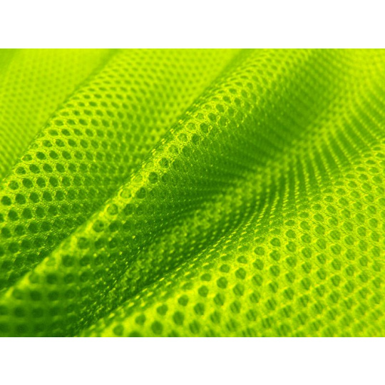 3D 3D SÍŤOVINA PLETENÁ barva žlutá NEO D1003