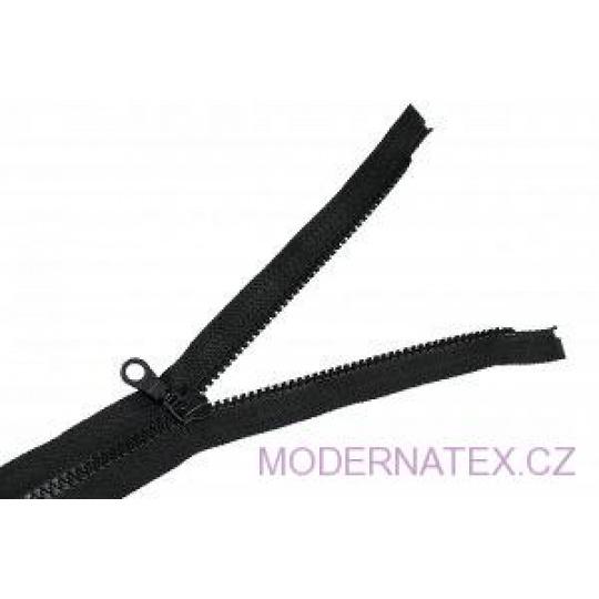 Zip spirálový černý 32 mm délka 65 cm