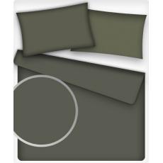 Jednofarebná bavlnená látka bažina, metráž 160 cm