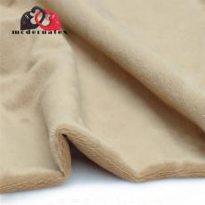Minky mikroplyš jednobarevné barva camel