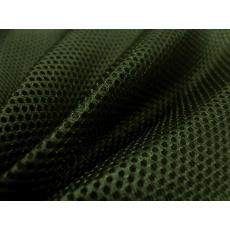 3D SÍŤOVINA PLETENÁ barva khaki D173