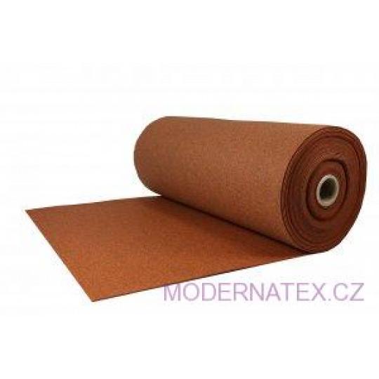 Technický filc 4 mm barva  sv.hnědá