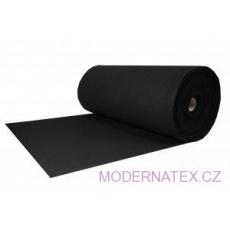 Technický filc 4 mm barva černá