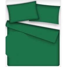 Jednofarebná bavlnená látka zelená 502-2, metráž 160 cm