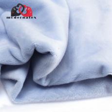 Minky mikroplyš jednobarevné barva sv, modrá
