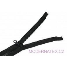 Zip spirálový černý 32 mm délka 80 cm