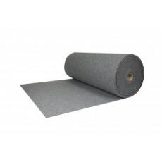 Technický filc 4 mm barva  šedá