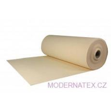 Technický filc 4 mm barva ecru