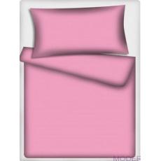Jednobarevná bavlněná  látka růžová 508-1