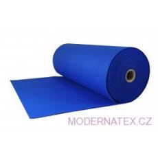 Technický filc 4 mm barva modrá