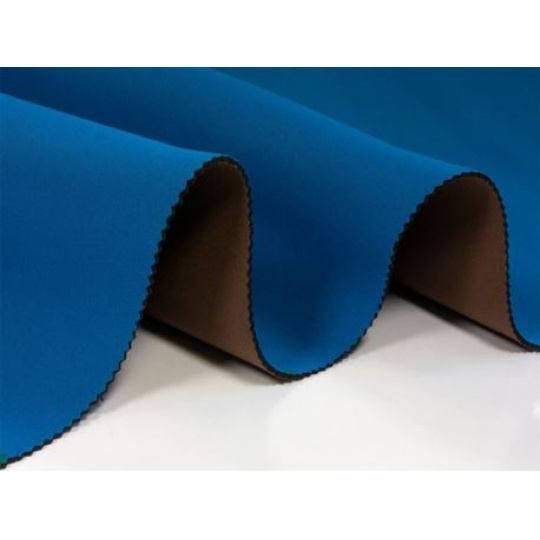 Neopren 3 mm barva modre-hnědá 918568