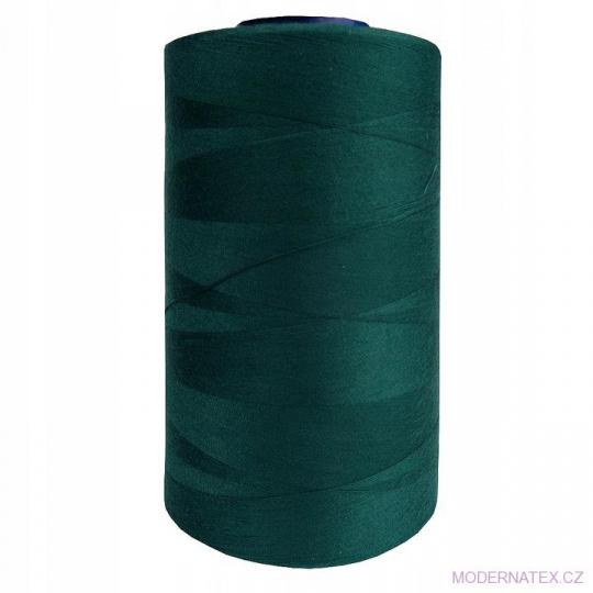 Nitě VIGA 120 do overloků 5000m barva zelená 828