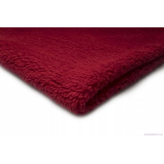 Minky BERÁNEK barva 29 červená