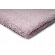 Minky BERÁNEK barva 19 sv. růžový
