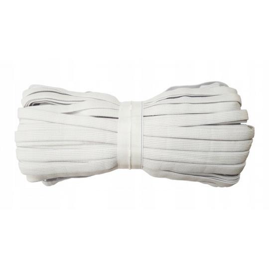 Prádlová guma bílá 20 mm balení 25 m